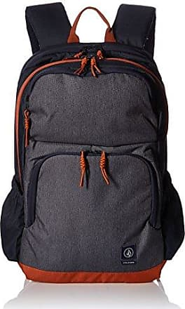 Volcom Roamer Backpack Blau Rucksack, Sacs à dos homme, Bleu (Camper Blue), 17x32x47 cm (B x H T)