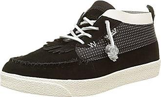 WAU WauLightwind - Sneaker Donna, Blu (Blu (Denim)), 38