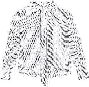 Sale 100% Authentic W118 By Walter Baker Woman Pussy-bow Printed Georgette Blouse White Size M W118 by Walter Baker Buy Cheap Store Discount Pre Order Cheap Sale Looking For Shop Offer For Sale vBrGpu