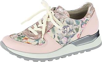 Chaussure De Dentelle Florale Rose Waldläufer UkkCONTsP