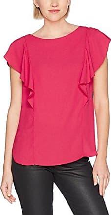 Wallis Double Layer, Blusa para Mujer, Rosa (Pink 018), 46(Tamaño Fabricante: Large)