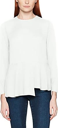 Warehouse Tiered Sleeve, Blusa para Mujer, Marfil (Cream 01), 38