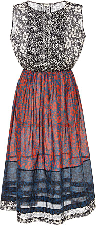 Congo Printed Dress Warm Ob8dXG