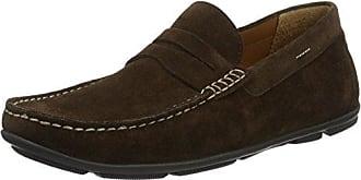 Schuh Derby Full Brogue, Derby Homme - Noir - Schwarz (9999), 48Weber
