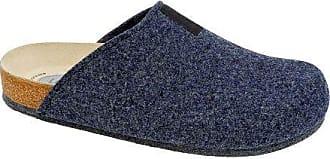Unisex-Erwachsene 41545 Pantoffeln, Grau (Grau Grau), 47 EU Weeger