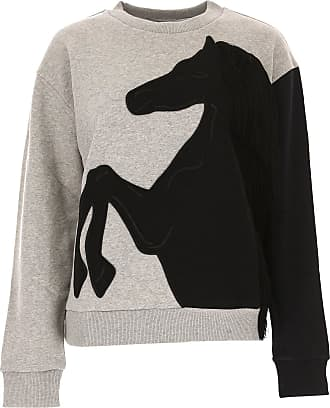 Sweatshirt for Women On Sale, Cream, Cotton, 2017, 10 8 Weekend by Max Mara