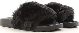 Sandals for Women On Sale, Pink, Fur, 2017, US 5 (EU 36) US 7 (EU 38) US 9 (EU 40) Windsor Smith
