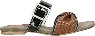 Wolky Comfort Pantoletten Palm Beach - 60430 cognac Leder - 38 xZFTEC