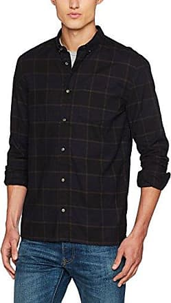 Ted_a, Chemise Casual Homme, Rouge (Chinese Red), LargeWon Hundred