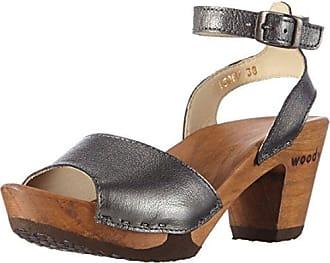 Rebekka 10720, Chaussures femme - Noir - Noir, Taille 38 EUWoody