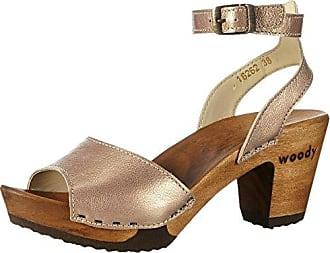Katharina 8418, Chaussures Femme, Marron_001, 41 EUWoody