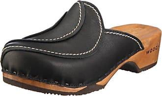 Sofie 06520/01 - Zapatos de cuero para mujer, color negro, talla 38 Woody