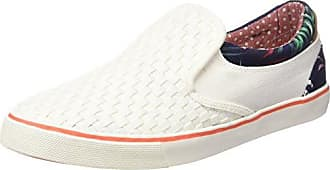 ICON Slip ON - Zapatillas Mujer, Color Blanco, Talla 40 Wrangler