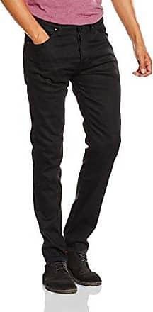 Greensboro W15QBY78U - Jeans - Homme - Noir (Smooth X) - 36/34(UK)Wrangler sLb9IC