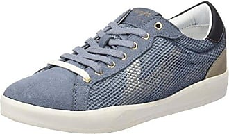 Icon Board, Sneakers Basses Femme - Blanc - Weiß (98 Off White), 38Wrangler