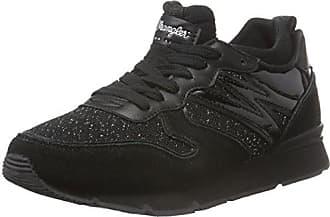 Damen Runway Scuba Sneaker, Silber (441 Grey/Silver), 37 EU Wrangler