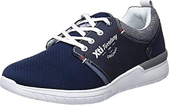 XTI 47153, Zapatillas para Hombre, Azul (Navy), 43 EU