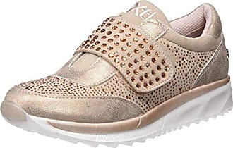 47827, Sneakers Basses Femme, Rose (Nude), 37 EUXti