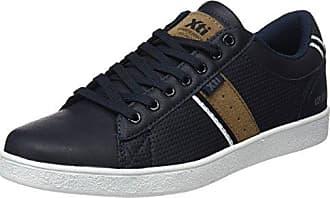XTI 47200, Sneaker Infilare Uomo, Blu (Navy), 45 EU