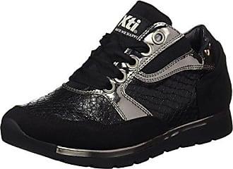 XTI 047413, Zapatillas para Mujer, Negro (Black), 37 EU