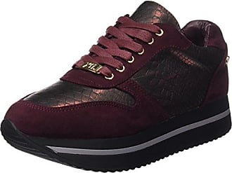 047211 - Low-Top Donna, Rosso (Rosso (Burgunde)), 39 Xti