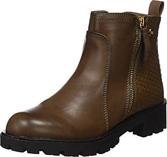 Xti 047533, Bottes Motardes Femme, Marron (Brown Brown), 38 EU