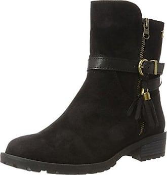 047429, Chelsea Boots Femme, Noir (Black Black), 37 EUXti