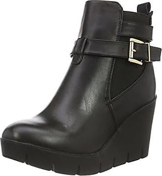 Longra Donne Sandals Buckle (EU Size:38, Bianca)