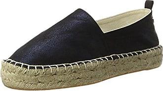 XTI Damen Navy Textile Ladies Shoes Espadrilles, Blau (Navy), 39 EU