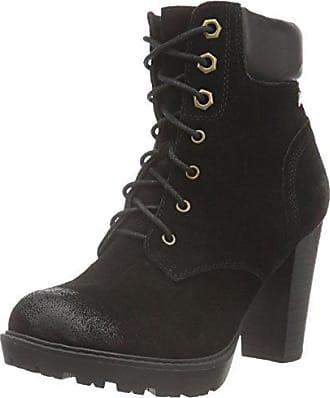 65215, Rangers Boots Femme, Noir (Black), 38 EUXti