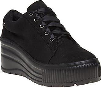XTI Damen 046699 Sneakers, Schwarz (Black), 38 EU