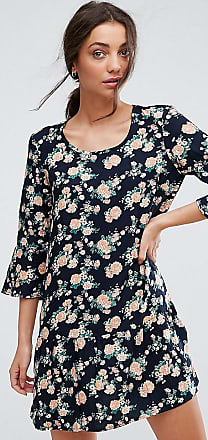 Discount Supply Cheap Sast Shanti 3/4 Sleeve Floral Print Dress - Navy blazer with flo Y.A.S. Tall Factory Outlet Sale Online Discount Hot Sale Free Shipping Classic 6qiELmvo56