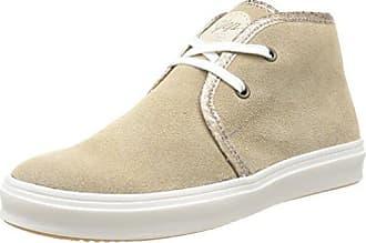 Yep Par Jonak Bertille - Chaussures Pour Les Filles, Beige (taupe Laminée), Taille 34