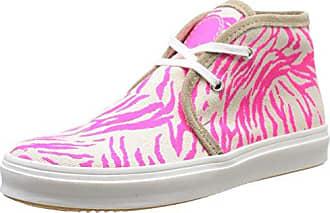 Yep by Jonak Brunella - Zapatos para Niñas, Color Beige (Zèbre Rose), Talla 36 Jonak