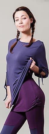 Longsweatshirt, lila, violett Yogamasti