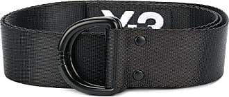 branded elastic belt - Black Yohji Yamamoto e89mlz
