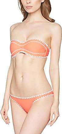 Yshey 1020201/1010101, Ensemble de Bikini Femme, Blanc, S