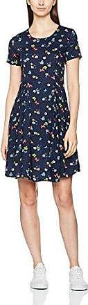 Womens Conversational Poppy Day Dress Yumi tdu62