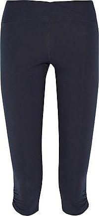 Yummie By Heather Thomson Woman Printed Stretch-knit Wide-leg Pants Blue Size XS Yummie Tummie View Cheap Online KWz0yZbHHm