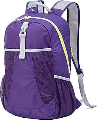 Ultra-robust Leicht Rucksack Wandern Tagesrucksack Ultra-light Outdoor-Reisen Camping Reiten Rucksack Handtasche. Multicolor,Purple-32*21*57cm Yy.f handbags