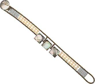 Bracelet Pour Les Femmes, Lapis Lazuli Bleu, Argent, 2017, Taille Bijoux Ziio