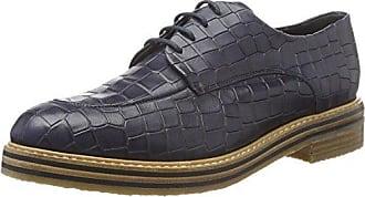 Zinda 2424 - Chaussures Pour Femmes, Rouge (planche), Taille 37 Eu