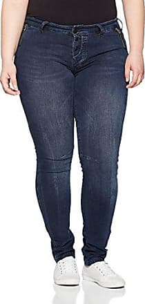 J10124A, Jeans Femme, Gris (Grey Denim), 42W X 32L (Taille Fabricant: 42)Zizzi