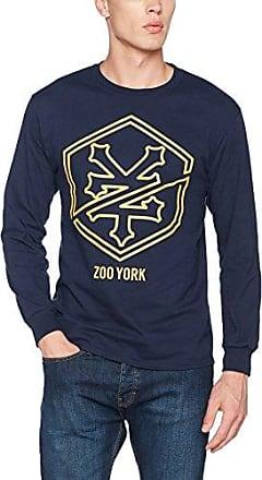 Zoo York Bay Street, Polo Homme, Bleu (Navy NVY), XL