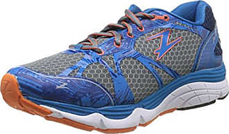 Ws Otec 2611056, Damen, Sportschuhe - Running, Blau (White/Silver/Caribbean 0), EU 37.5 (UK 4.5) (US 6.5) Zoot