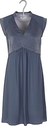 Kurzes Crêpe-Kleid mit Ausschnitt ACOTÉ dSXD1DbUz