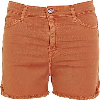 Shorts mit hohem Bund und Spitzenbesatz Maje Tn2j1vFam