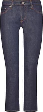 The Jodi 7/8-Jeans High-Rise Slim Flare Crop (Blau) - Damen (25;26;27) AG - Adriano Goldschmied eld03