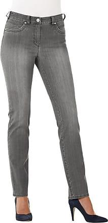 Figurumspielende Jeans mit Teildehnbund braun by Atelier Goldner Schnitt Atelier Goldner Schnitt puaMTBOa