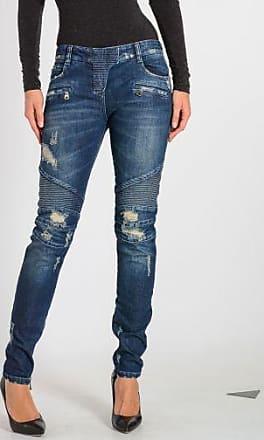 Stretch Denim Jeans 12 cm Herbst/Winter Balmain 2fSAcN